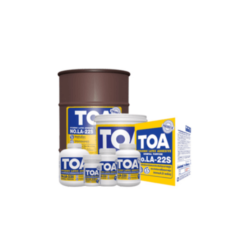 TOA กาวลาเท็กซ์ 35oz.(50kg.)/ปาร์เก้