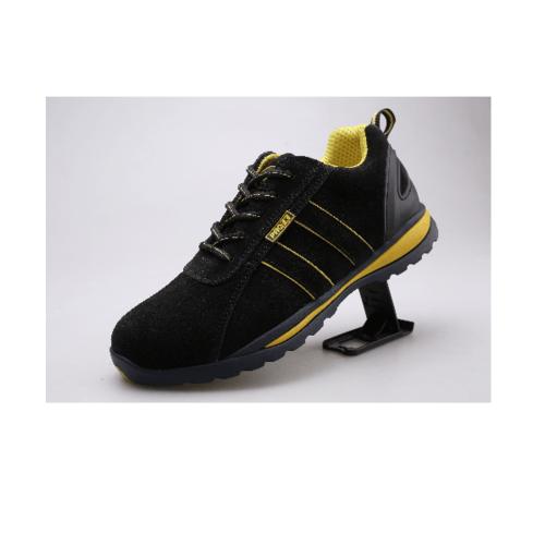 Protx รองเท้าเซฟตี้ #44 พื้นยางกันกระแทก BA-318 สีดำ