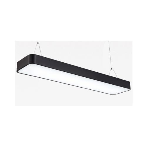 SYLLA โคมไฟแขวนเพดาน LED I-Bar  48W RP883B-DL สีดำ