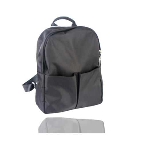 USUPSO กระเป๋าเป้สะพายหลังกันน้ำ   สีดำ