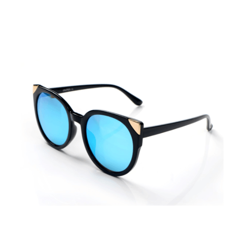 USUPSO  แว่นตากันแดด fashion  - สีฟ้า