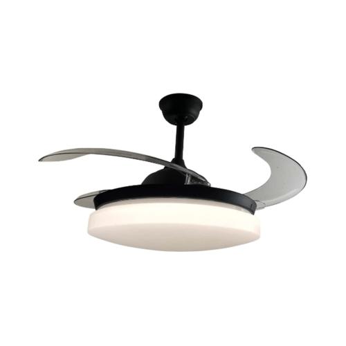 EILON โคมไฟพัดลมเพดาน   D008