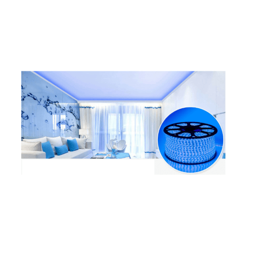 EILON หลอดไฟแอลอีดีสตริปไลท์  18W ขนาด 100m.  ZSDD005 สีน้ำเงิน