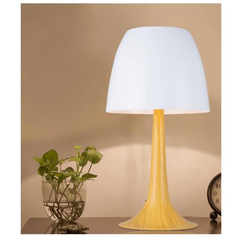 EILON โคมไฟตั้งโต๊ะ Modern  MT42404B-1  สีขาว