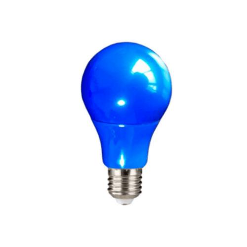 EILON หลอดแอลอีดีบัล์บ  5W วอร์มไวท์  BL-A60-SBL002 สีน้ำเงิน