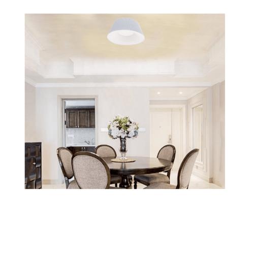 EILON โคมไฟแขวนโมเดิร์น KDX0003/27 สีขาว