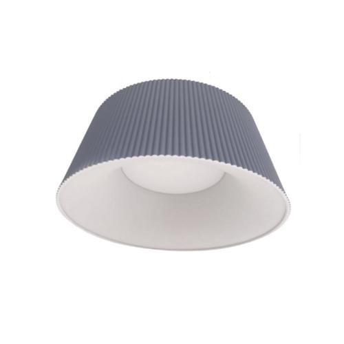 EILON โคมไฟแขวนโมเดิร์น  KDX0003/27 gray สีเทา