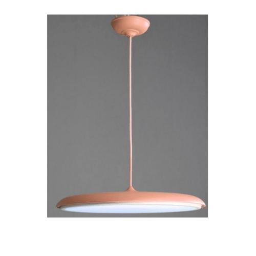EILON โคมไฟแขวนโมเดิร์น 24W  KDD0006/400 pink สีชมพู