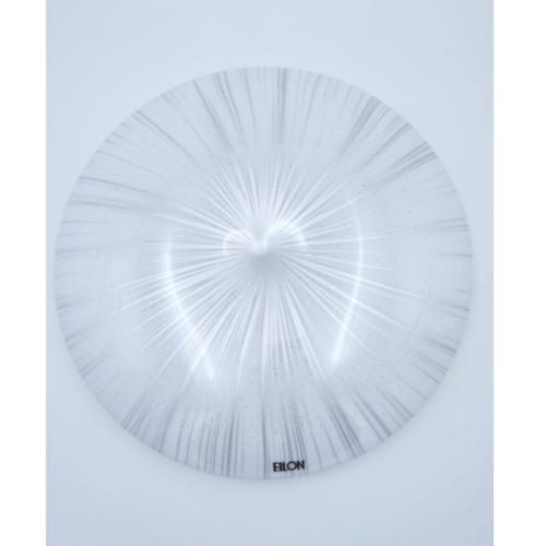ELON โคมไฟเพดานอะคริลิค GJXD350S2-2*24W คูลไวท์