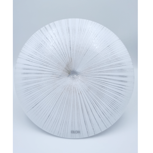 EILON โคมไฟเพดานอะคิลิค 24W. คูลไวท์ GJXD350S3-2