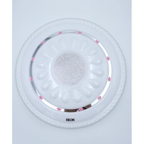 EILON โคมไฟเพดานอะคริลิค 24W. คูลไวท์ GJXD350S9-2