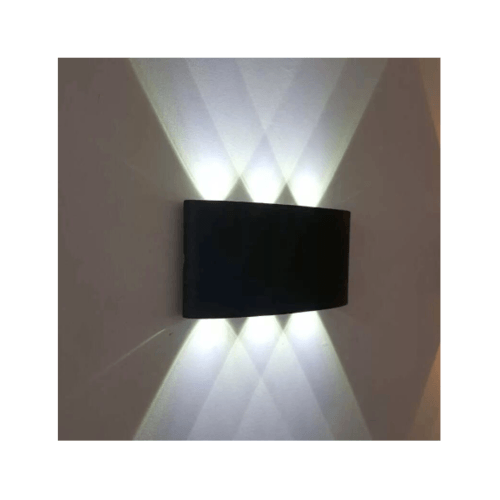 EILON โคมไฟผนังโมเดิร์น กันน้ำ IP65 1W*6  SZ-2858