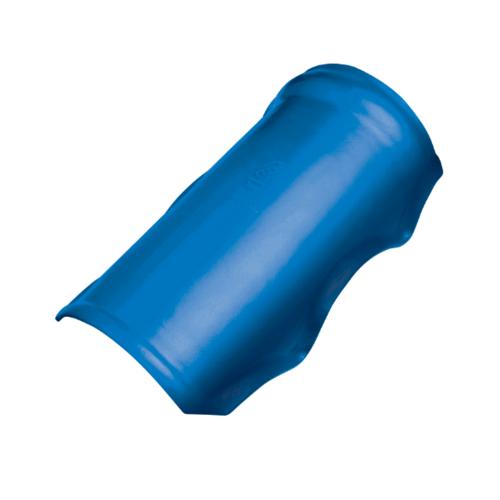 ห้าห่วง สันตะเข้ ห้าห่วง ไตรลอน เมทัลลิคคูล ฟ้า  - สีฟ้า