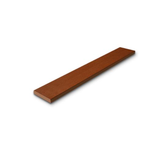 SHERA ไม้พื้นเฌอร่าคัลเลอร์ทรู ลายเสี้ยน 2.5x15x300ซม. สีทรอปิคัลโอ๊ค