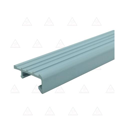 Success จมูกบันได PVC ขนาด 2.5M L38SS  สีฟ้าเทา A.