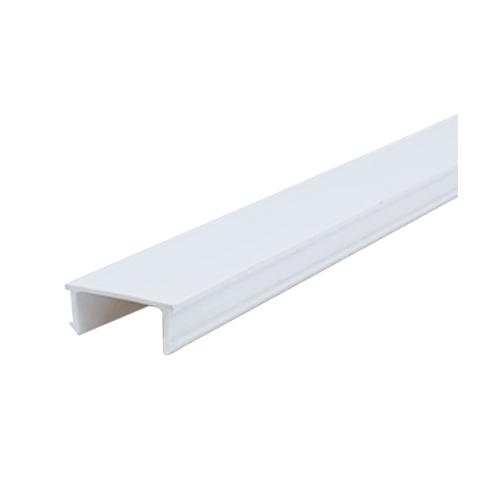 Success เซาะร่อง PVC   JC25/2.0M A. สีขาว