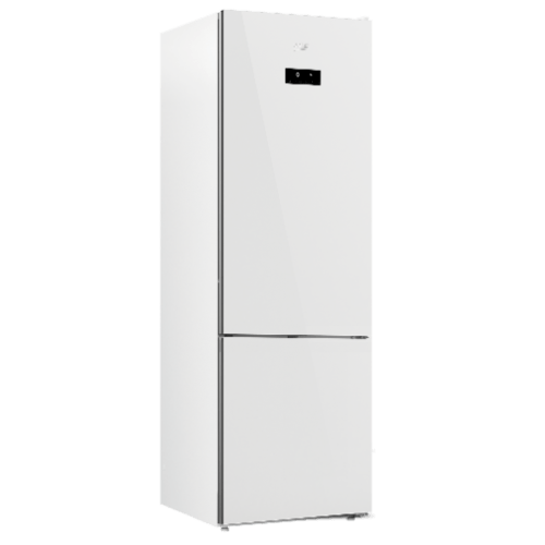 BEKO ตู้เย็น 2 ประตู 12.6Q   RCNT375E50VZGW สีขาว