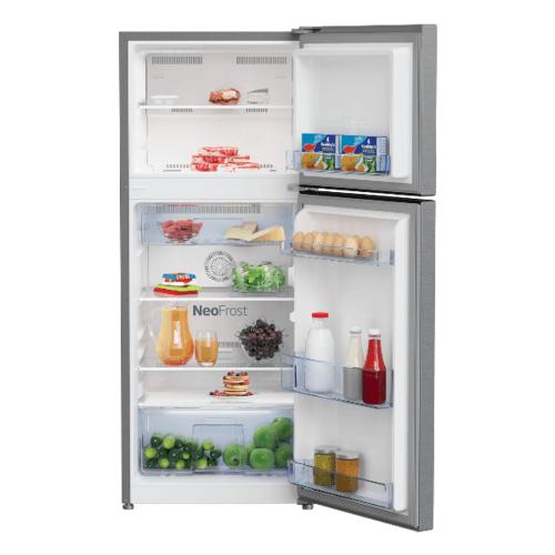 BEKO  ตู้เย็น 2 ประตู 6.5 คิว  RDNT 200I50 S สีซิลเวอร์