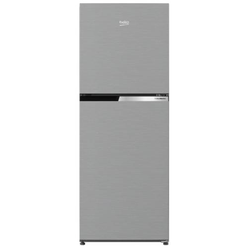 BEKO ตู้เย็น  2 ประตู 7.4 คิว  RDNT 231I50 S สีซิลเวอร์