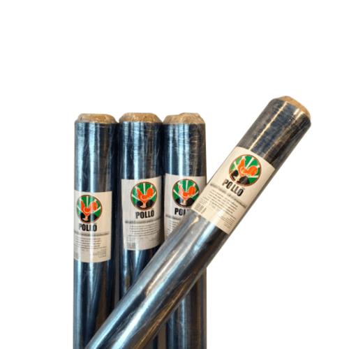 POLLO พลาสติก 54x0.030มม.x25หลา  PVC ใส