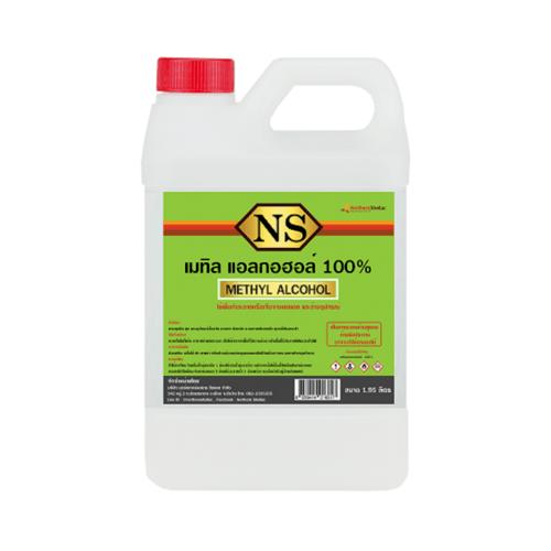 NORTHERNSHELLAC แอลกอฮอล์ขาว  เมทานอล  NS  1.85 ลิตร