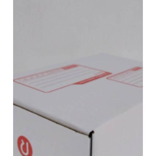 i-box OTP กล่องไปรษณีย์สีขาว 3DCข สีขาว