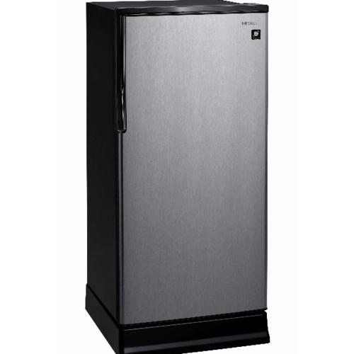 HITACHI ตู้เย็น 1 ประตู 6.6 คิว R-64W1 PSV