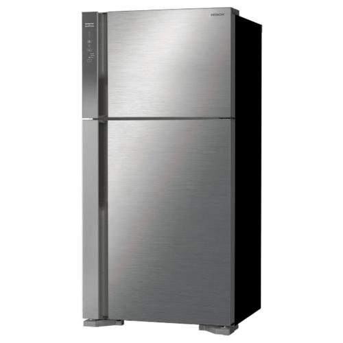 HITACHI ตู้เย็น 19.9 คิว R-V550PD BSL สีเทา