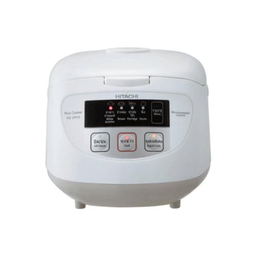 HITACHI หม้อหุงข้าว 1ลิตร RZ-ZH10 W สีขาว