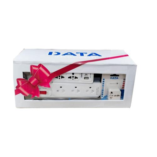 DATA กิ๊ฟเซ็ต รางปลั๊ก+อะแดปเตอร์   Gift Set