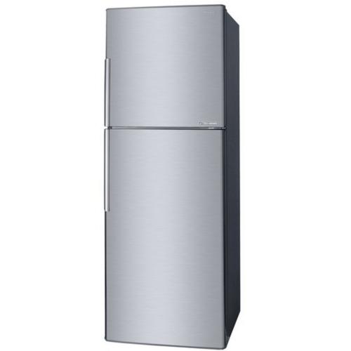 SHARP ตู้เย็น Inverter 2 ประตู 10.6 คิว   SJ-X300TC-SL  สีซิลเวอร์