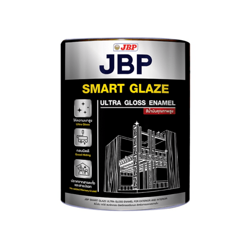 JBP สีน้ำมัน JBP BASE B 1GL SMART GLAZE