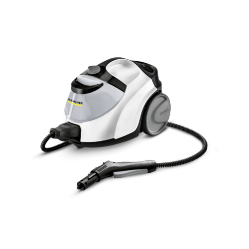 KARCHER เครื่องทำความสะอาดพ่นไอน้ำ SC 5 Easyfix Premium (WH) สีเทา