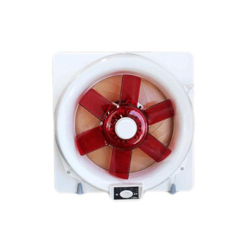 OGAWA พัดลมติดกระจก 8 นิ้ว  OA-6881GS สีขาว