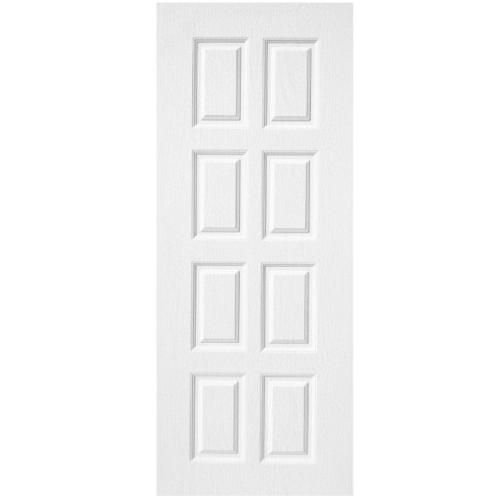 BWOOD ประตู  VINYL  Bwood Eco series  90x200 BENR003 ผิว REVO ขาว  เจาะ BENR003  REVO  สีขาว