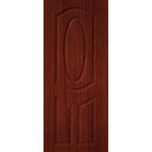 BWOOD ประตู VINYL Bwood Eco series ขนาด 80x200ซม. RED CHERRY (ไม่เจาะ) LBENR004 (REVO)