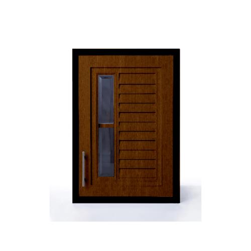 ตู้แขวนเดี่ยว ABS M-SERIES Nature M-16 สีโอ๊ค Polywood M-Series  โอ๊ค