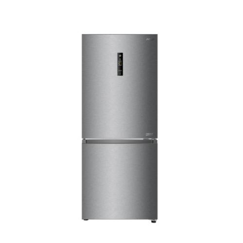 Haier ตู้เย็น 2 ประตู ฟรีซล่าง INVERTER 9.2 คิว HRF-BM255MI สีซิลเวอร์