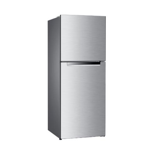 Haier  ตู้เย็น 2 ประตู 7.4 คิว  สีซิลเวอร์ HRF-THM20N สีเทาอ่อน