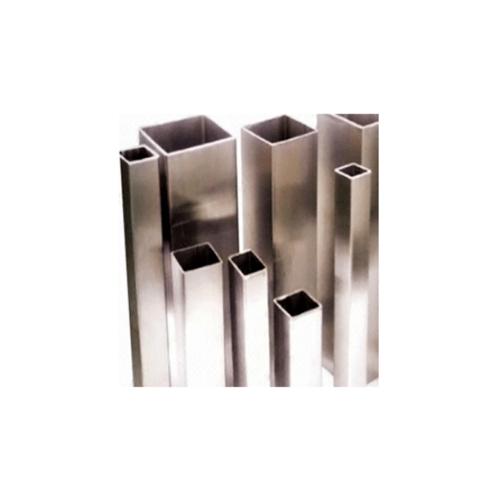 TCJ ท่อสเตนเลส 304 A-554 304 (18-8) 50 x 50 x 1.2 x 6000 mm : H/L