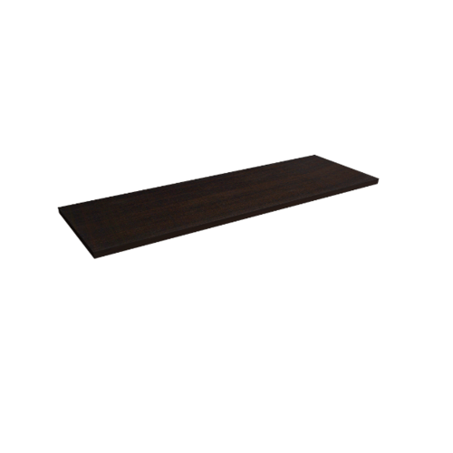 Delicato แผ่นชั้นไม้เมลามีน ขนาด 30X60X1.8cm. WANGE