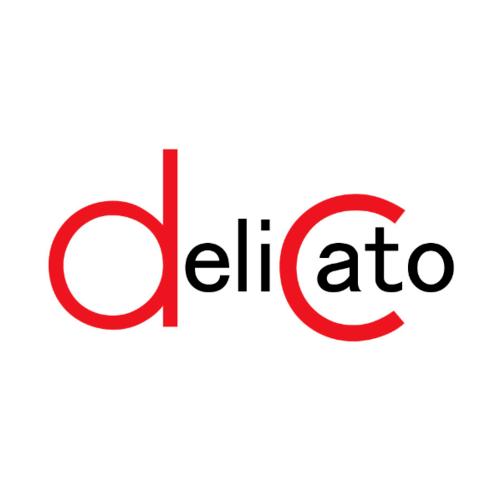 Delicato ตู้สูง 2 ลิ้นชัก - สีน้ำตาลเข้ม