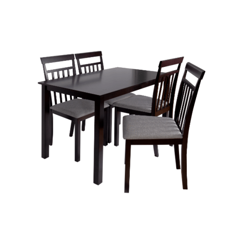 Delicato ชุดโต๊ะอาหาร 4 ที่นั่ง  เชลซี1