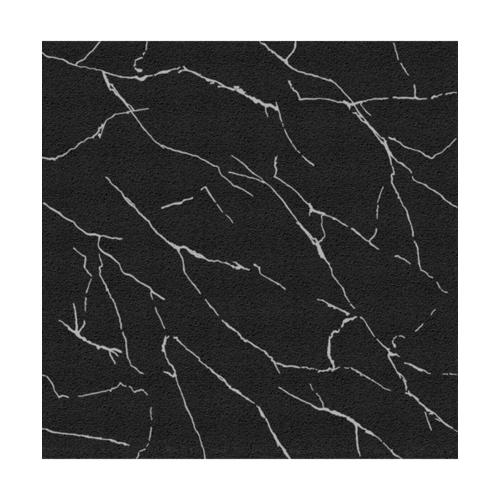 CAMPANA 16x16 แก้วมณี-ดำ (6P) A. FT400X400 สีดำ