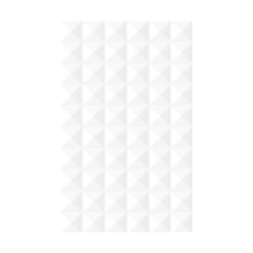 Sosuco 10X16 กระเบื้องบุผนัง เพชรคริสตัล (10P) A. สีขาว