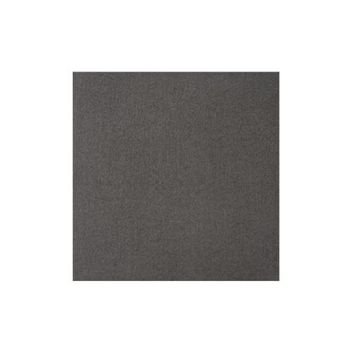 CAMPANA 16X16แมทเทอร์ สโตน-ชาร์โคล(6P) (A)คัมพานา FT400X400 สีดำ