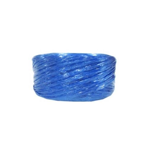 PP เชือกฟาง 5 ขีด สีน้ำเงิน