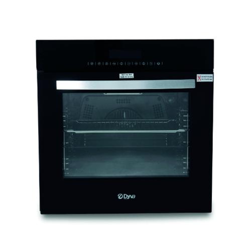 Dyna Home เตาอบไฟฟ้าบิวอิน DH-QB80 สีดำ
