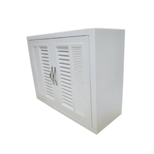 CLOSE ตู้แขวนคู่ Blanco 05 สีขาว