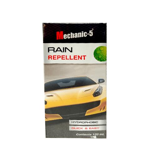 Mechanic-5 แมกกานิค-ไฟฟ์ เรน รีพิลเล้นท์ Mechanic-5 สีเหลือง